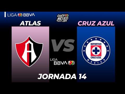 Atlas Cruz Azul Goals And Highlights
