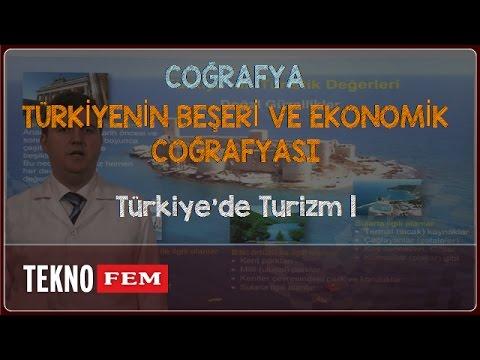 YGS-LYS COĞRAFYA - Türkiye'de Turizm 1