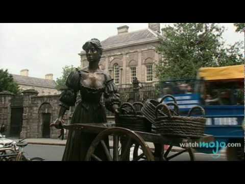 Dublin's Famous Statues and Memorials