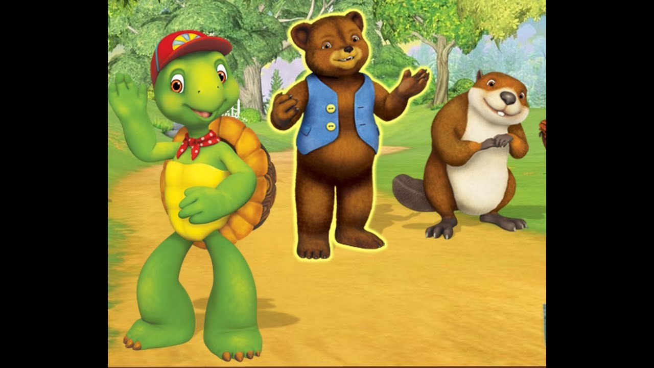 Uncategorized Picture Of Franklin The Turtle franklin the turtle little bear bumpy buggy race off full episode youtube