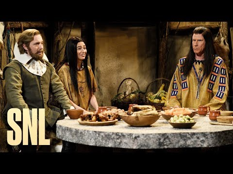 First Thanksgiving - SNL