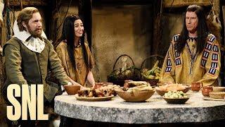 First Thanksgiving  SNL