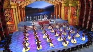 2011央视兔年春晚 五大民族 《 幸福大家庭》