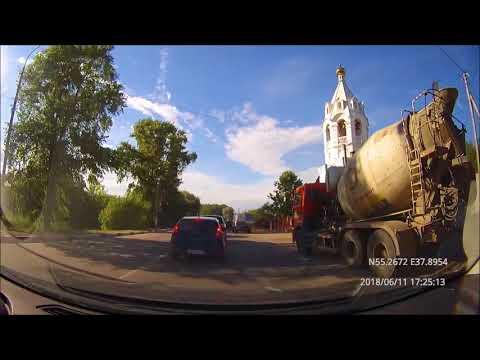 Moscow Region: ГО Домодедово - Подольск - Троицк - Одинцово - Покровское-Стрешнево 11/06/2018 (4x)