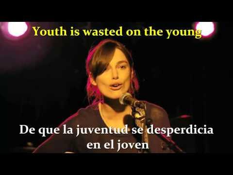 Lost Stars - Keira Knightley (Lyrics - Español)
