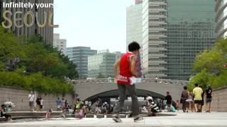 Round 1 - Seoul City Online B-boy Battle (Fever Seoul)