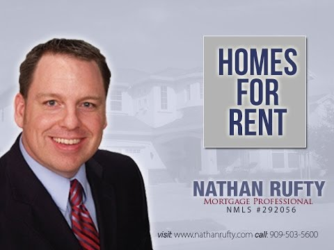 Homes For Rent in Rancho Cucamonga CA - 909-503-5600