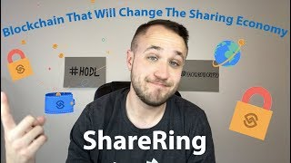 ShareRing The Blockchain That Will Change The Sharing Economy
