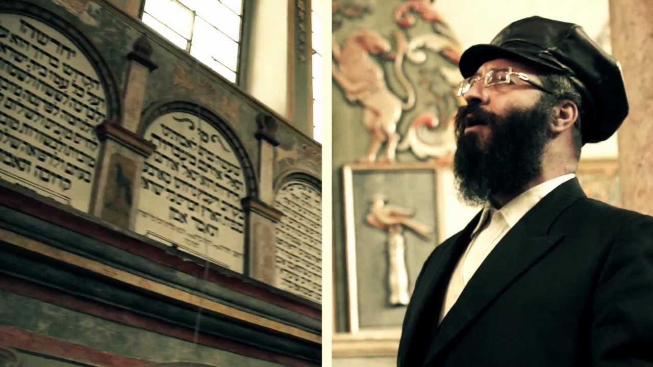 משה וינטרוב מרגש - אלול בלאנצוט HD
