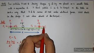 Class 12 | Electrostatics Question No.923
