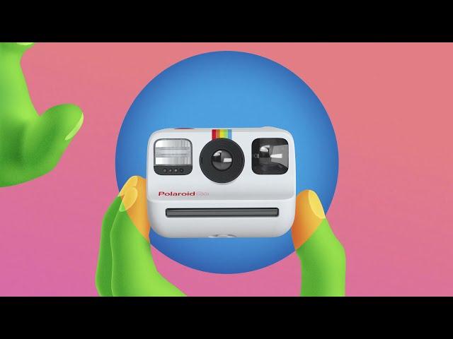 Meet Polaroid Go