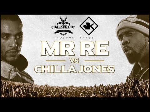 KOTD x CO - Chilla Jones vs Mr Re | #COVol3