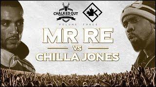 KOTD x CO - Chilla Jones vs Mr Re   #COVol3