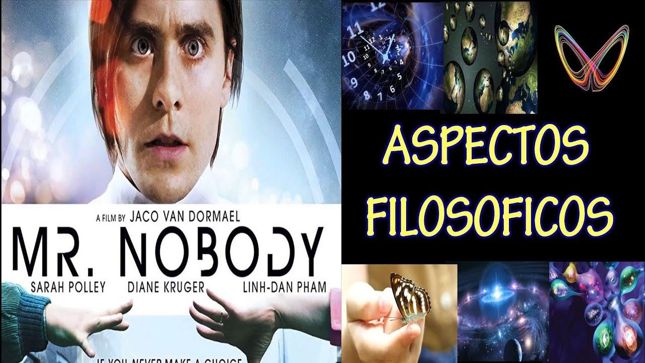 PELICULA MR NOBODY. ASPECTOS FILOSOFICOS. - YouTube