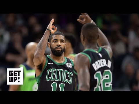 Celtics drastically different with Kyrie Irving on the floor – Jay Williams | Get Up!