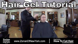 How to Style a Faux Hawk - Faux Hawk Hairstyle - Hair Gel Tutorial