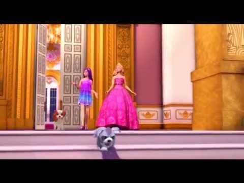 Barbie : La Princesse et la Pop Star - Pour Être Une Princesse/ Une Popstar HD