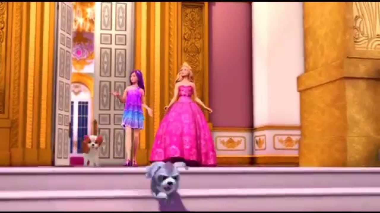 Barbie la princesse et la pop star pour tre une - Barbie et la princesse pop star ...