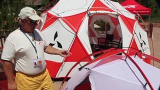SlingFin Tents