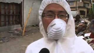 Baixar Reportagem da TV Record feita pelo Edson Xavier  na região que foi evacuada em Fukushima.