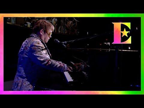 Elton John - Gotham Hall - I'm Still Standing (VR180)