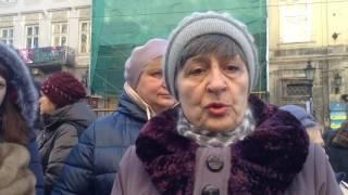 Представники чотирьох стоматологічних поліклінік Львова вийшли на протест(, 2016-12-22T09:58:05.000Z)
