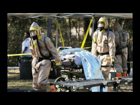 Operation Gotham Shield: Improvised Nuclear Detonation Drill April 26th In New Jersey
