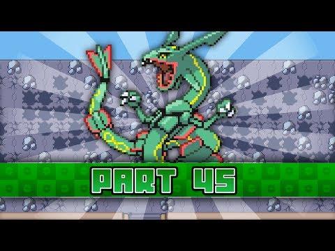 Pokemon Emerald - Part 45 - Catching Rayquaza