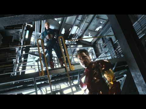 The Avengers - Trailer Premiere [Official] [HD]