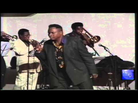 "G.B.T.V. CultureShare ARCHIVES 1995: MIGHTY SPARROW  ""Congo man""  (HD)"
