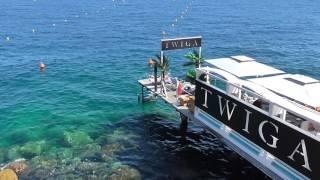 видео Пляжный отдых в Марселе