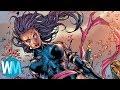 Top 10 Sexiest Female Mutants in X-Men