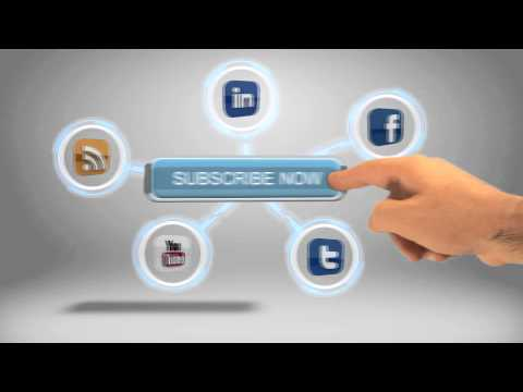 Social Network Adobe After Effects Template