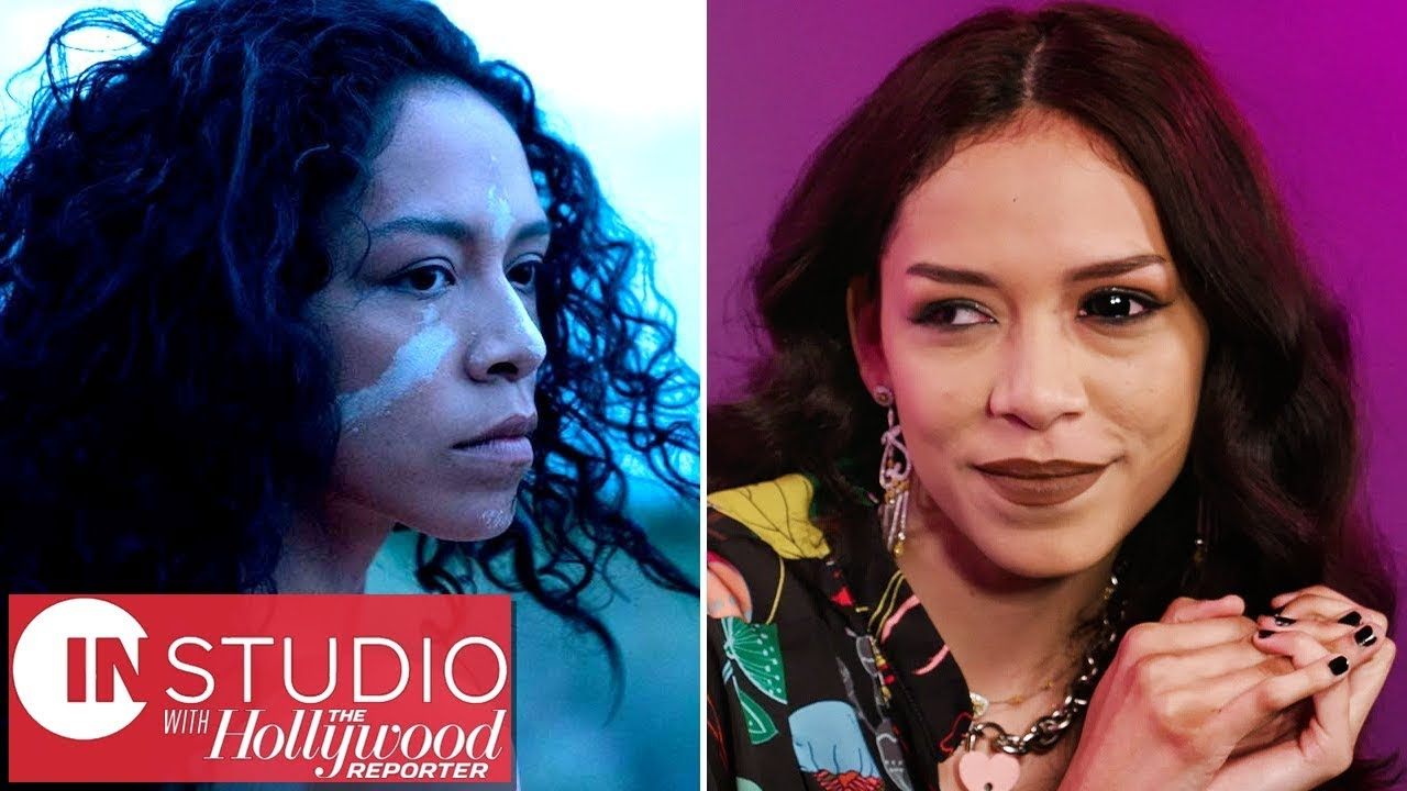Sivan Alyra Rose on Working With Uma Thurman & Native American Representation on TV | In Studio