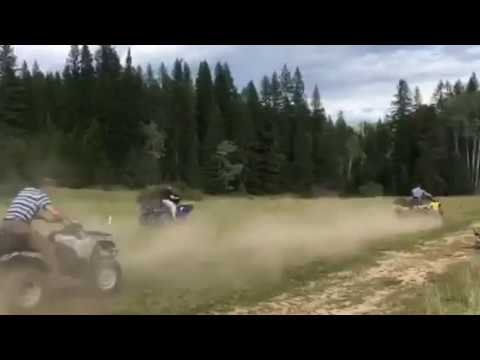Canam Outlander 1000 6x6 vs polaris sportsman 800