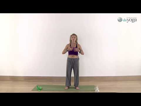 Йога для начинающих. Правильное дыхание. Варвара Любимова