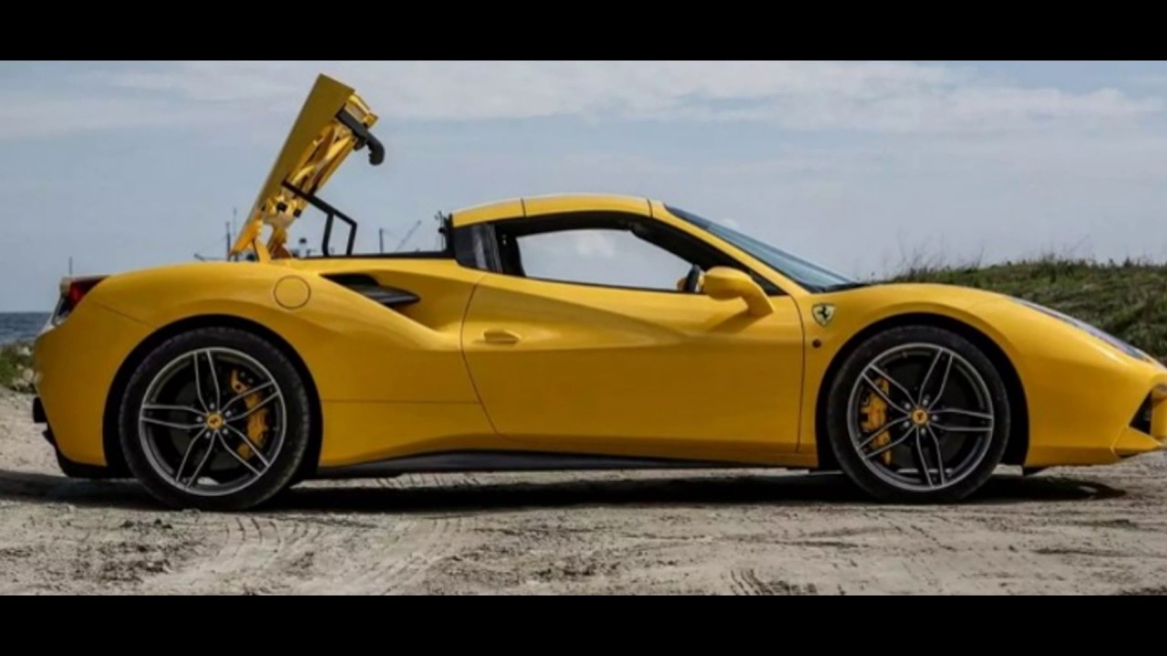 The 2018 Ferrari 488 Gtb Supersport New
