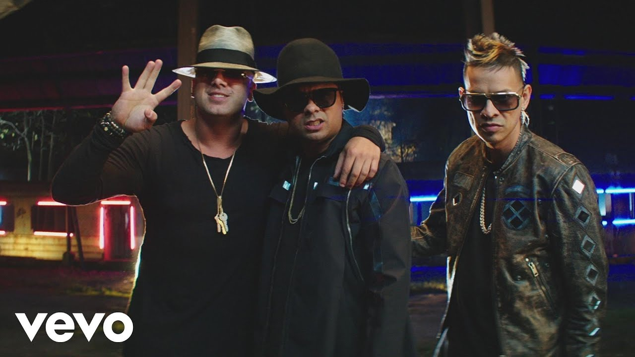 Wisin Piquete Official Video Ft Plan B Youtube