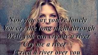 Karaoké Cry Me A River Diana Krall