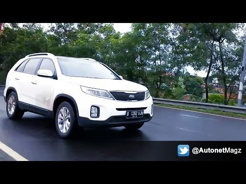Test Drive KIA Sorento Indonesia
