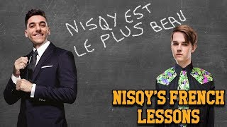 Nisqy's French Lessons: Most Handsome