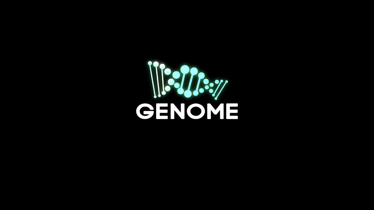 Genome A/V Lab LOGO