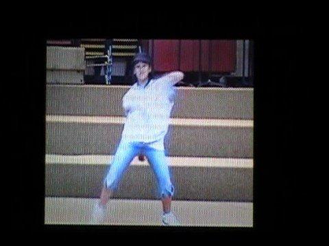Nina Domondon Dancing at Wildewood talent show 08'