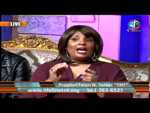 Taryn N Tarver Supernatural Lifeline Revelations 11-22-2019