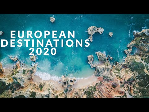 TOP 5 EUROPE DESTINATIONS in 2018 | SUMMER INTERRAIL GUIDE