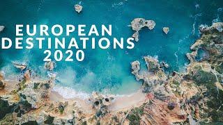 TOP 5 EUROPE DESTINATIONS in 2019   SUMMER INTERRAIL GUIDE