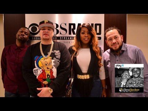 Fat Joe and Remy Ma (Full) - Rap Radar Podcast
