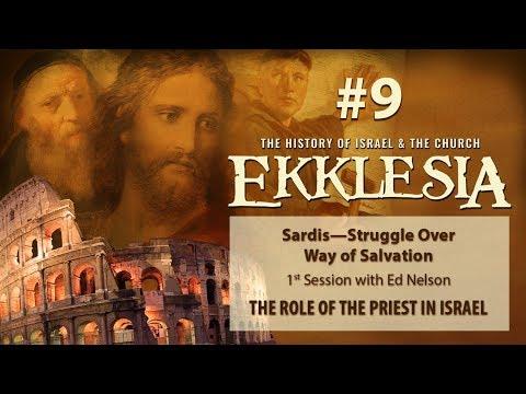 #9 Ekklesia - Session 1 Ed Nelson