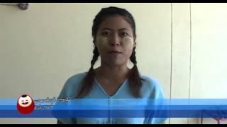 ROY Leadership Training, Burma Youth voice May 2015