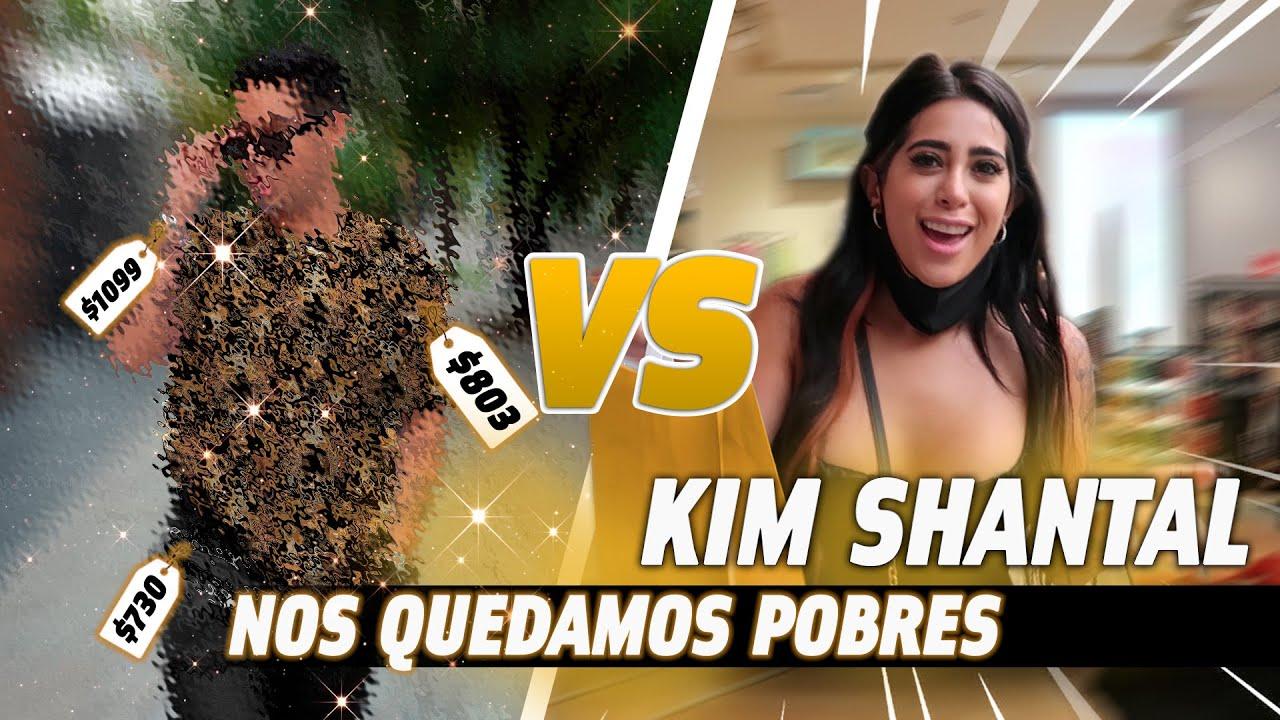 EL QUE COMPRE EL MEJOR OUTFIT GANA ! 💀 VS KIM SHANTAL | ALEX FLORES